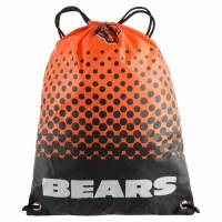 Chicago Bears NFL Fade Gym Bag Sportbeutel LGNFLFADEGYMCB
