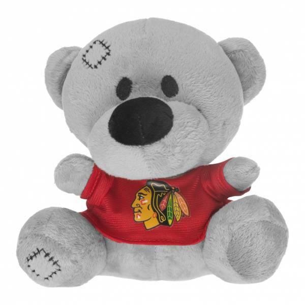 Chicago Blackhawks NHL Timmy Plüsch Teddybär B10NHLTIMMYCBH