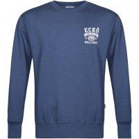 ECKO Unltd. Spider Herren Sweatshirt ESK4164 Blue Indigo