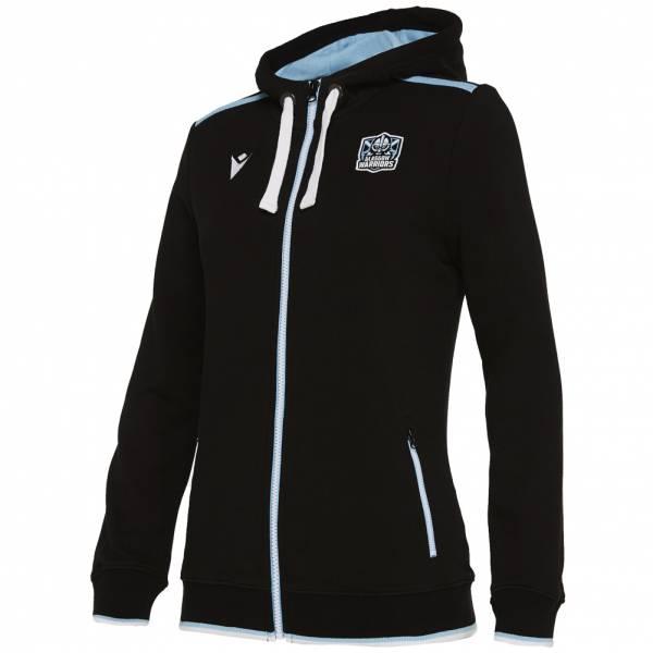 Glasgow Warriors macron Damen Freizeit Fan Sweatjacke 58112354