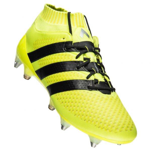adidas ACE 16.1 Primeknit SG Herren Stollen Fußballschuhe AQ3458