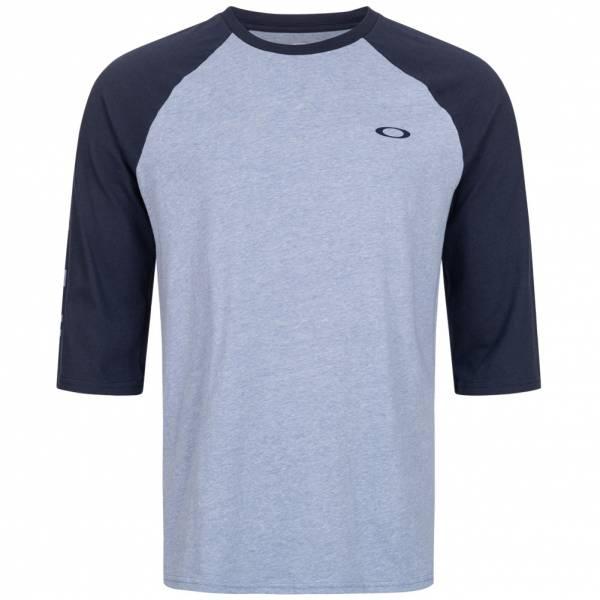 Oakley 50 Herren 3/4-Arm T-Shirt 456855A-6B9