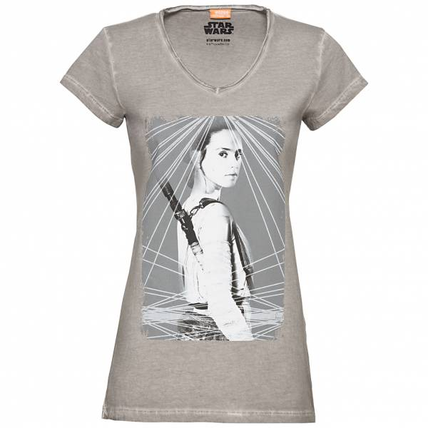 GOZOO x Star Wars Rey Skywalker Damen T-Shirt GZ-1-STA-300-F-OD-1