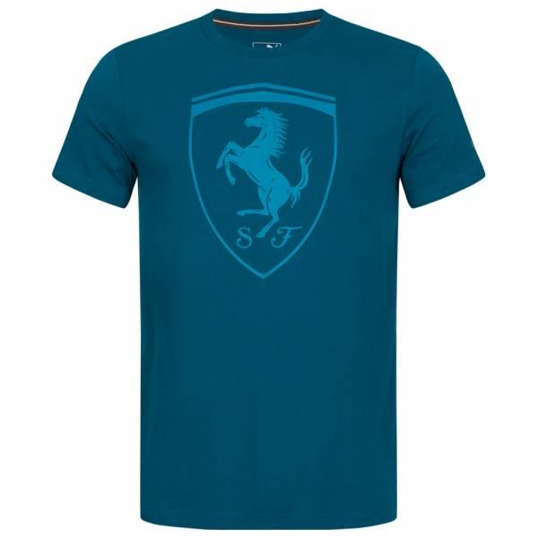 PUMA Ferrari Big Shield Tee Herren T-Shirt 573467-05