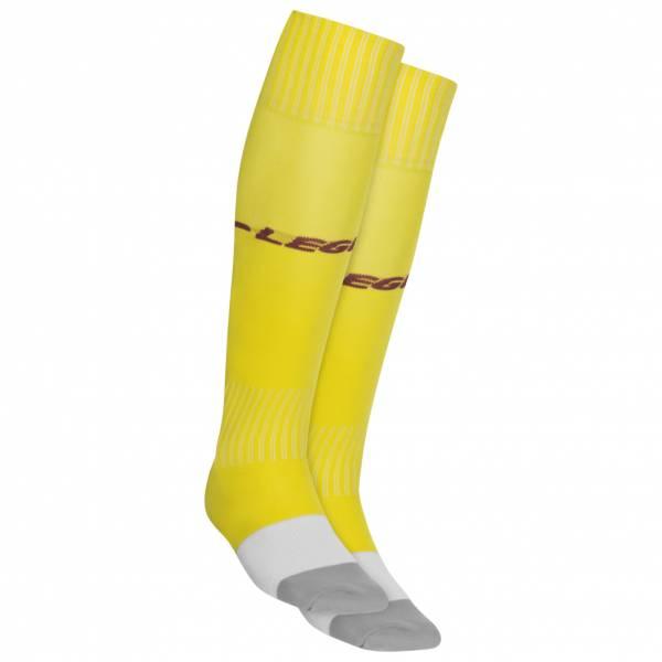 AS Livorno Legea Herren Stutzen gelb LIVC350 Yellow