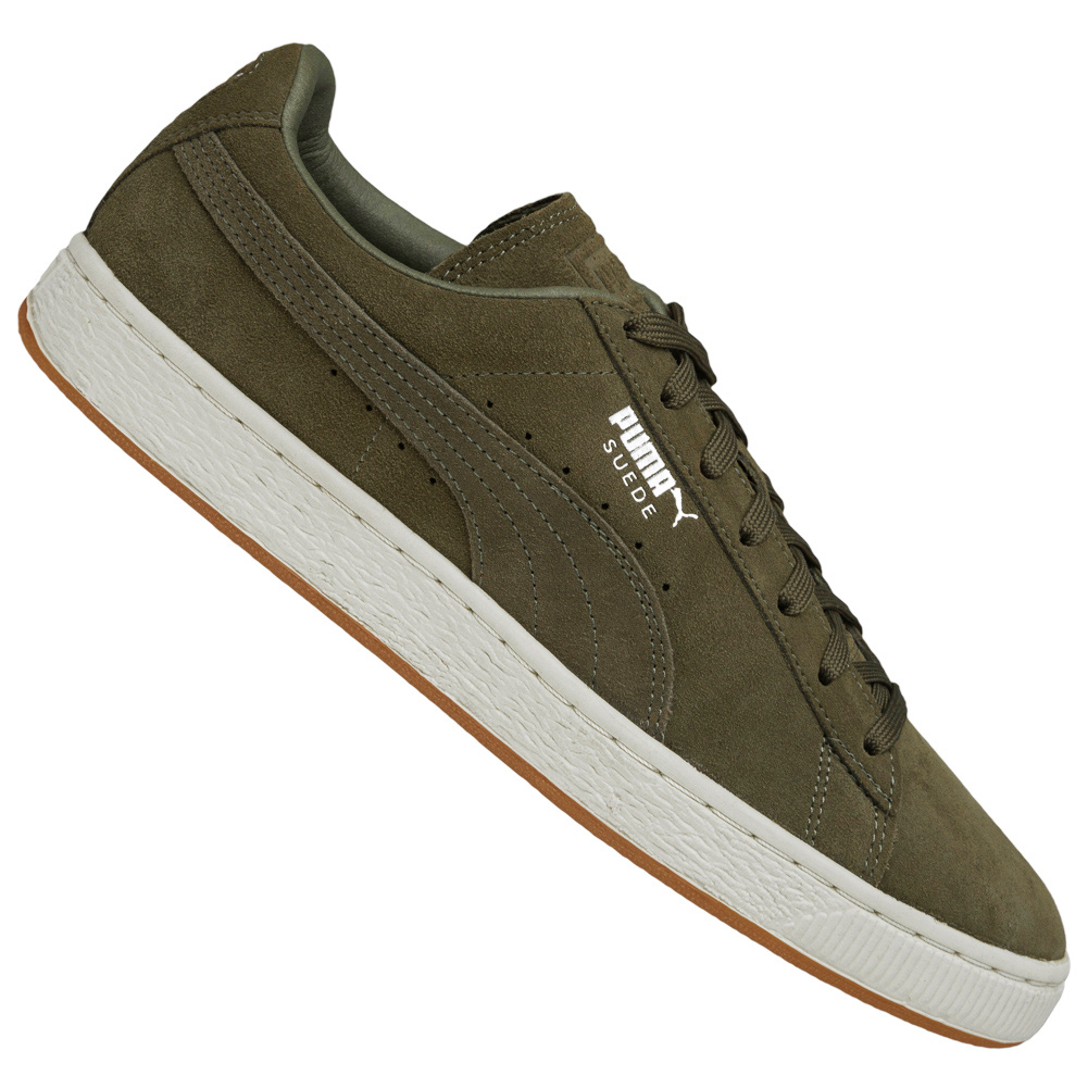 sports shoes 08b2f f1b49 PUMA Suede Classic Soft Leather Sneaker 365705-03