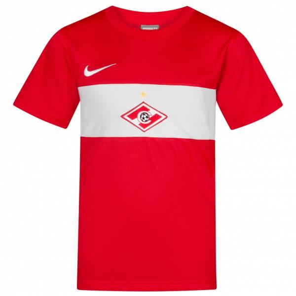 Spartak Moskau Nike Kinder Heim Trikot 333354-612