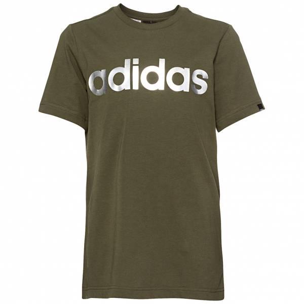 adidas QQR Linear II Kinder T-Shirt FT6484