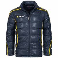 Zeus Giubbotto Fauno Men Winter Jacket Navy yellow