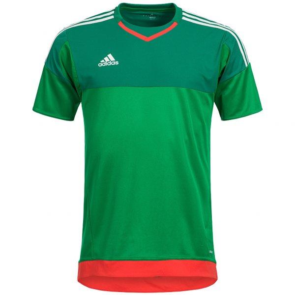 adidas Herren Kurzarm Torwarttrikot Goalkeeper Shirt S17930
