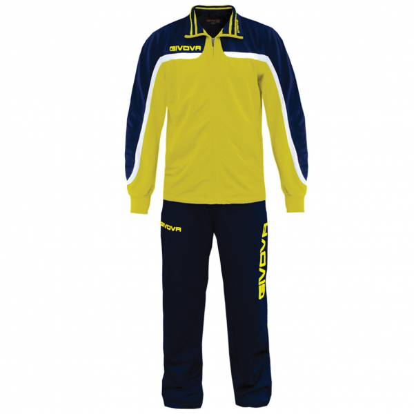 Givova Tuta Europa Full Zip Trainingspak TR021-0704