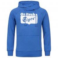 ASICS Onitsuka Tiger Herren Hoodie Kapuzen Pullover 123496-0801