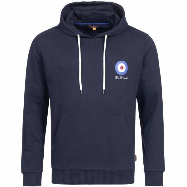 BEN SHERMAN Herren Hooded Kapuzen Sweatshirt 0058684P-170 Navy