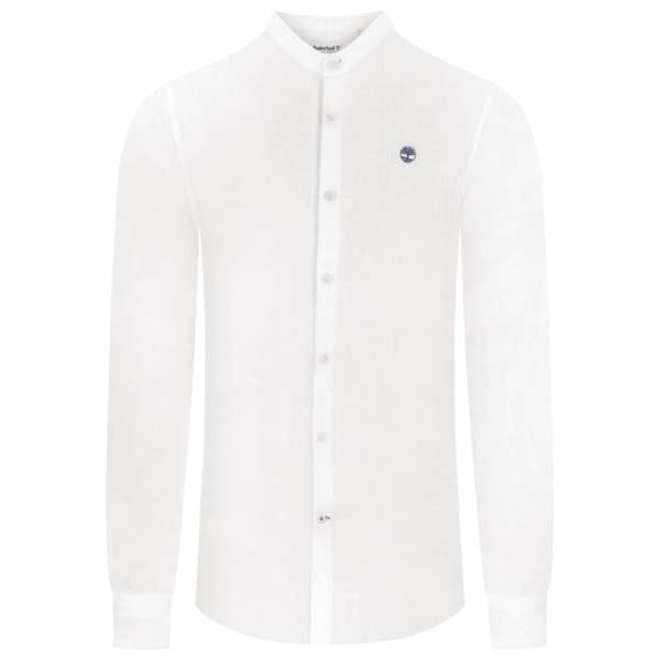 Timberland Mill River Men Linen Shirt A2286-100