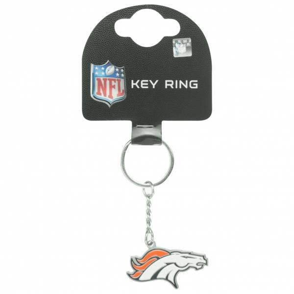 Denver Broncos NFL Wappen Schlüsselanhänger KYRNFCRSDB