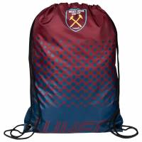 West Ham United FC Fade Fan Gym Bag Sporttas LGEPFADEGYMWHM