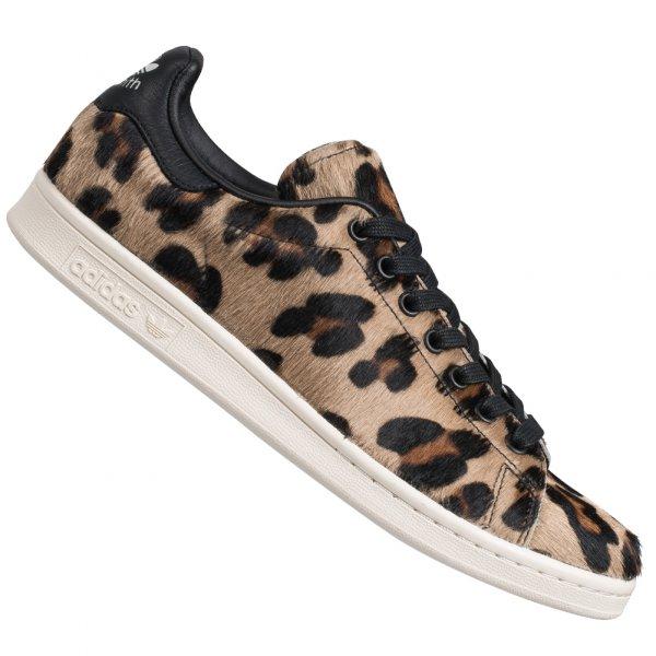 adidas Originals Stan Smith Sneaker in Ponyfelloptik S75116