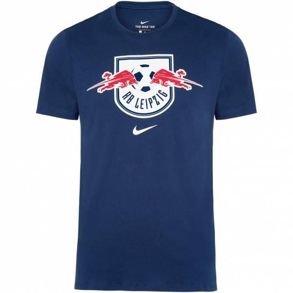 RB Leipzig Nike Men Crest T-shirt AH9283-410