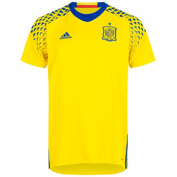 Spanje adidas Heren Uit keepersshirt Player Issue AA0779