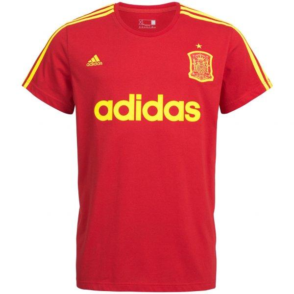 Spanien adidas Herren Fan T-Shirt AI4447