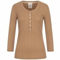 Timberland Aspen Henley Damen Langarm Shirt 36229-798