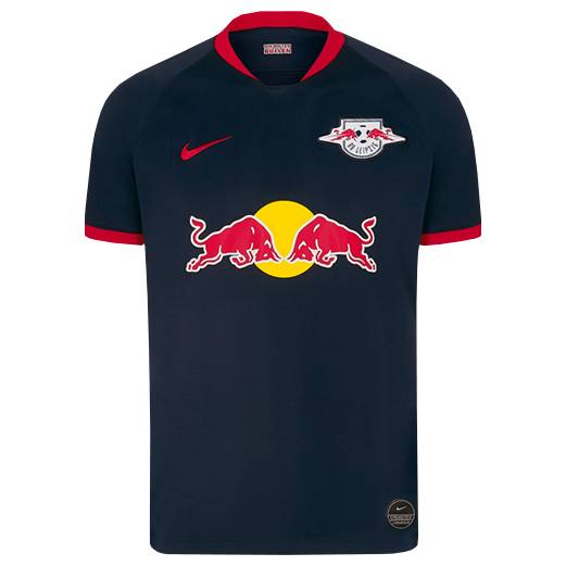 RB Leipzig Nike Kinder Auswärts Trikot AJ5820-476