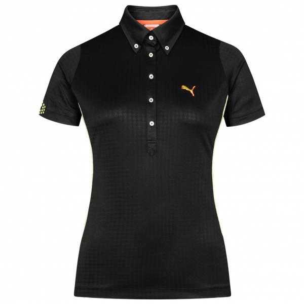 Polo de golf con botones PUMA para mujer 901292-01