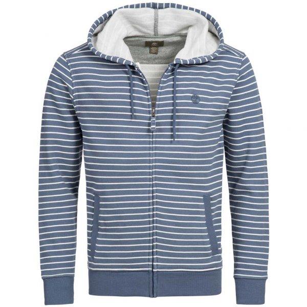 Timberland Full Zip Hooded Herren Kapuzen Sweatshirt 7550J-432