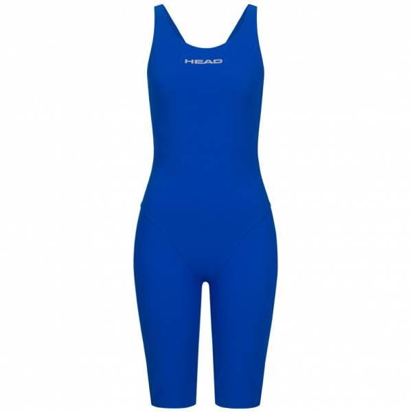 HEAD Liquidfire Power Open Back Knee Suit Damen Badeanzug 452102-RYRY – 84%