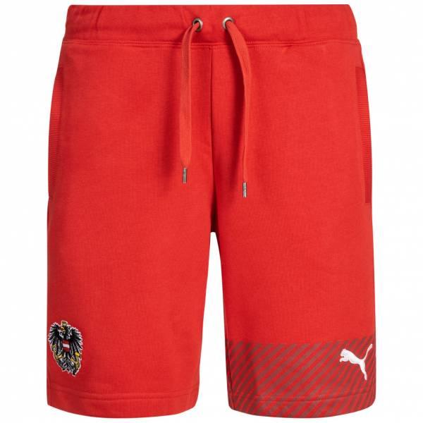Österreich PUMA Herren Sweat Bermuda Shorts 750556-01