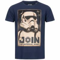 GOZOO x Star Wars Join Imperial Army Herren T-Shirt GZ-9-STA-929-M-BL-1