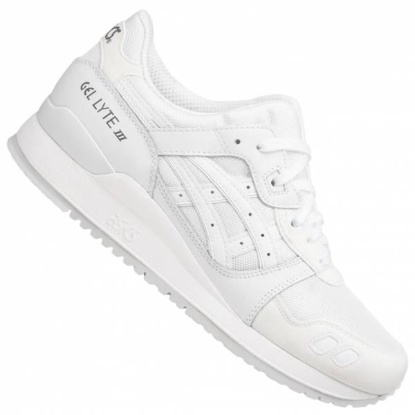 ASICS Tiger Gel-Lyte III Mono Mesh Leder Sneaker H6B3N-0101