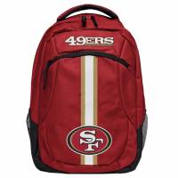 San Francisco 49ers NFL Action Fan Rucksack BPNFACTSF