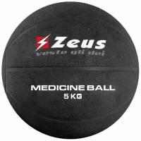 Zeus Palla medica 5 kg nera