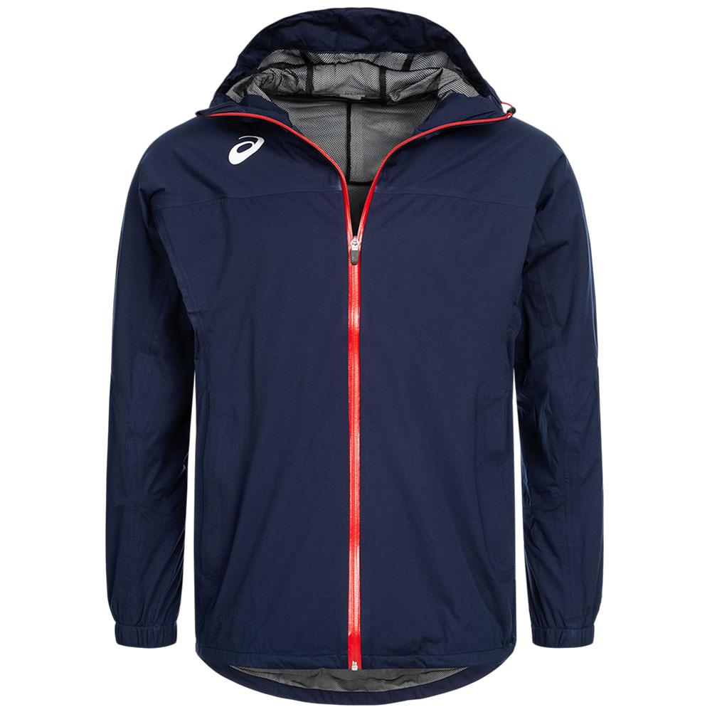 France ASICS Athletics Men Rain Jacket A17A43-52FR