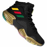 adidas Pro Bounce Embiid Cameroon Basketball Schuhe F36942
