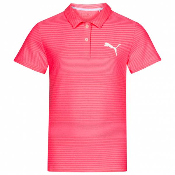 PUMA Pounce Aston Bambini Golf Polo 576029-05