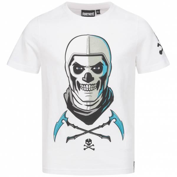 FORTNITE Skull Trooper Battle Royale Kinder T-Shirt 3-826/100