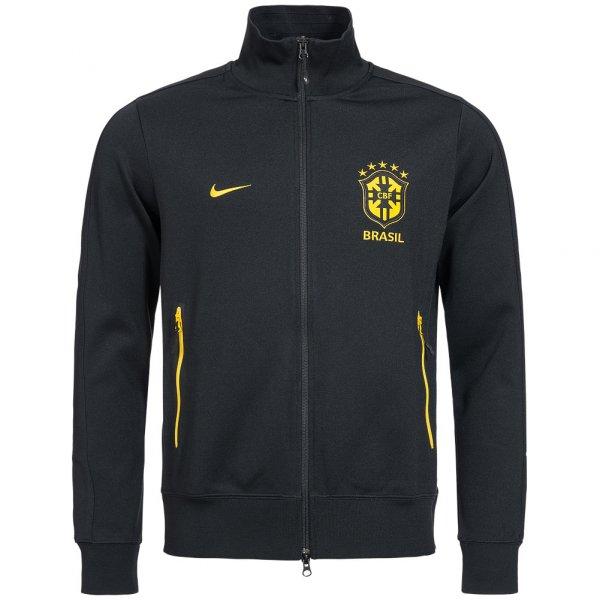 Brasilien Nike N98 Herren Trainingsjacke 376378-011