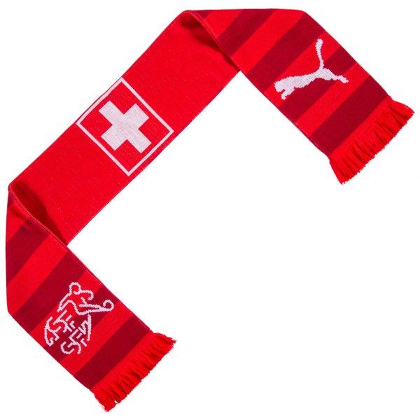 Schweiz PUMA Fußball Fan Schal 053036-01