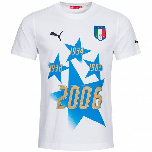 Italien PUMA WM-Sieger T-Shirt 805536-01