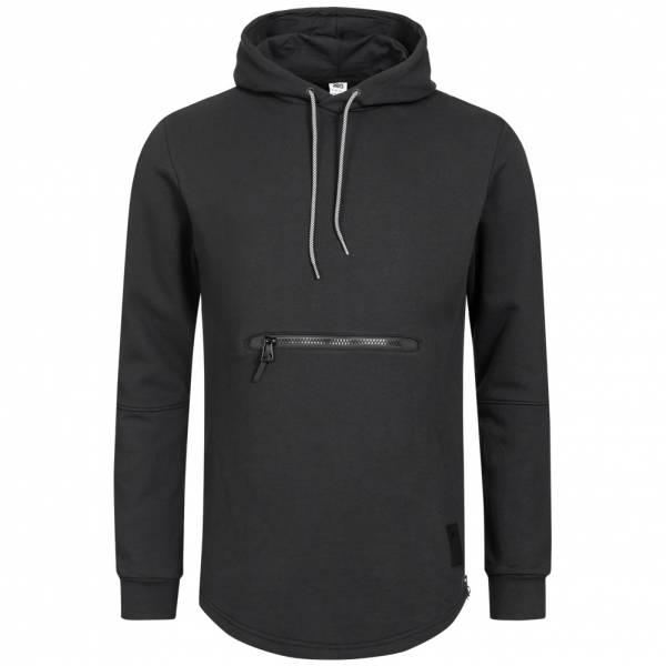 ASICS Tiger Premium Fleece Hoodie Herren Sweatshirt A16035-0090