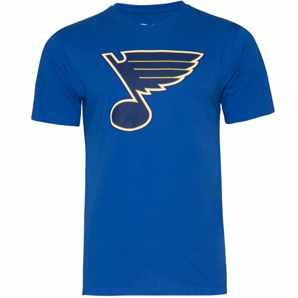 St. Louis Blues Fanatics Herren Fan T-Shirt 1878MRYL1ADSLB