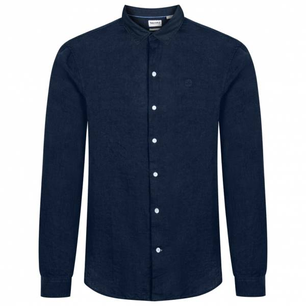 Timberland Mill River Hommes Chemise en lin A1NW8-433