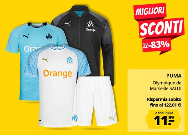 Il tuo shop per abbigliamento sportivo a prezzi ridotti