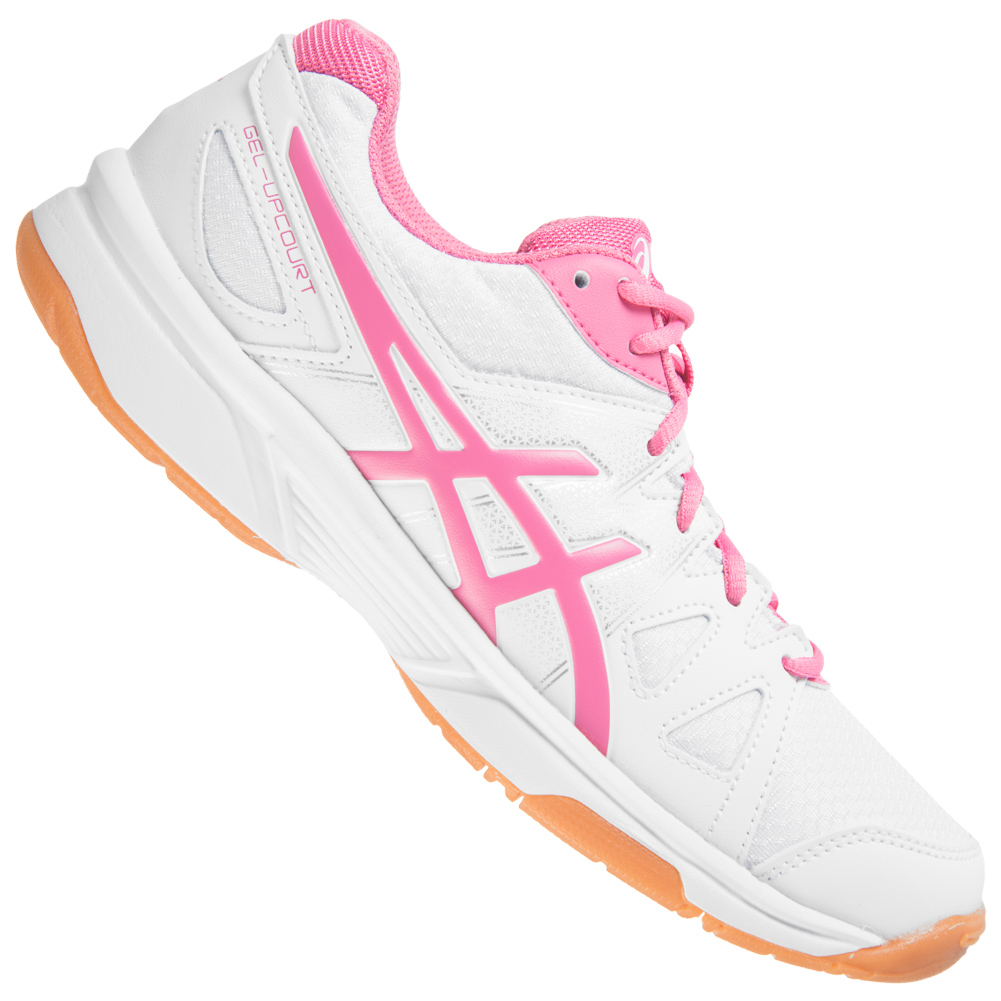 ASICS Gel Upcourt Damen Badminton Schuhe B450N-0120