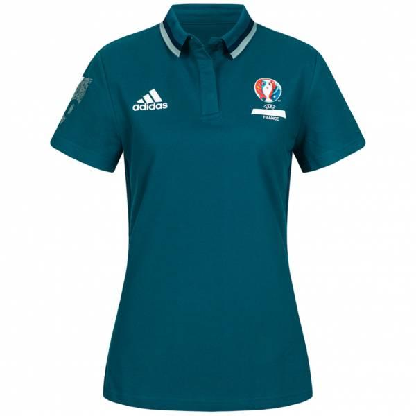 adidas EM Damen Fan Polo-Shirt AI3246
