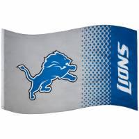 Detroit Lions NFL Fahne Fade Flag FLG53NFLFADEDL