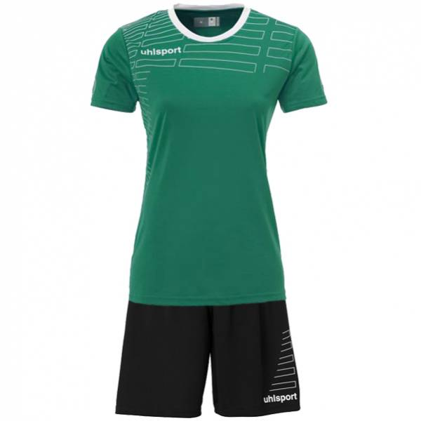 Uhlsport Match Women Football Kit Jersey with Shorts 100316807