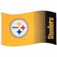 Pittsburgh Steelers NFL Bandiera Fade Flag FLG53NFLFADEPS